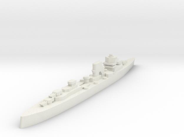 Canarias 1:1800 X1 in White Natural Versatile Plastic