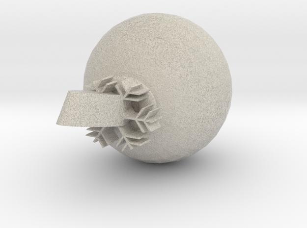 Xmas Decoration (6) small 3d printed