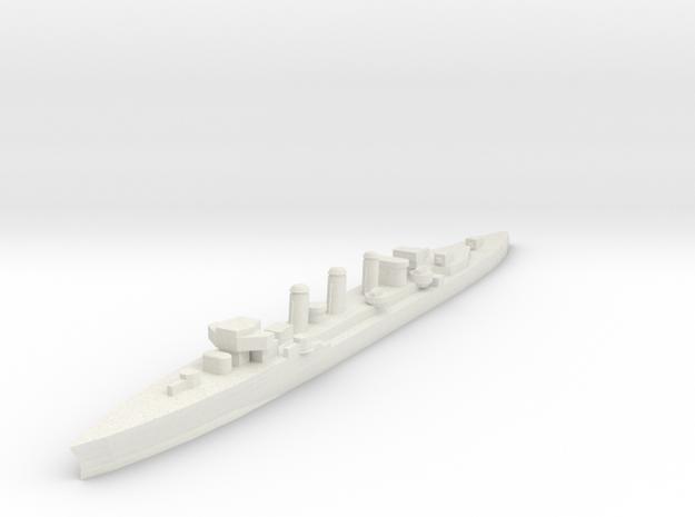 Mendez Nunez 1:700 x1 in White Natural Versatile Plastic