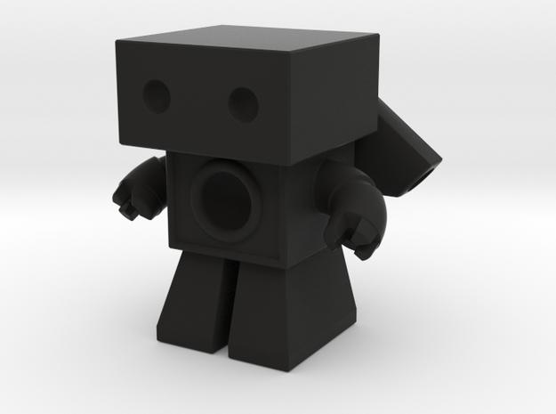 Robot 0025 Jet Bot Sonic Boom Bot 3d printed