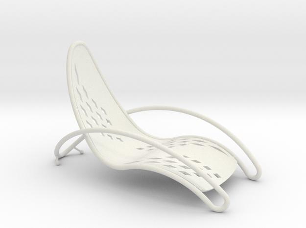 Swoop Chair 3d printed