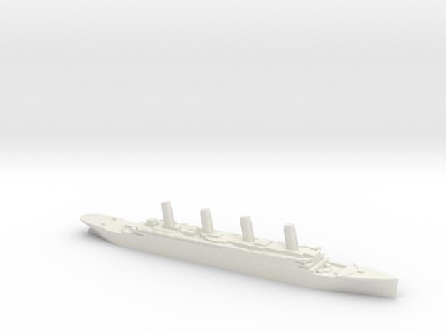Titanic 1:3000 3d printed