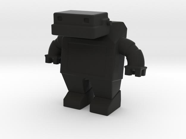 Robot 0030 Jaw Bot Diesel v1 3d printed