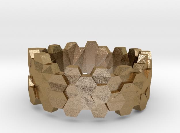 Hengsha ring: size 9 (US) S (UK) 3d printed