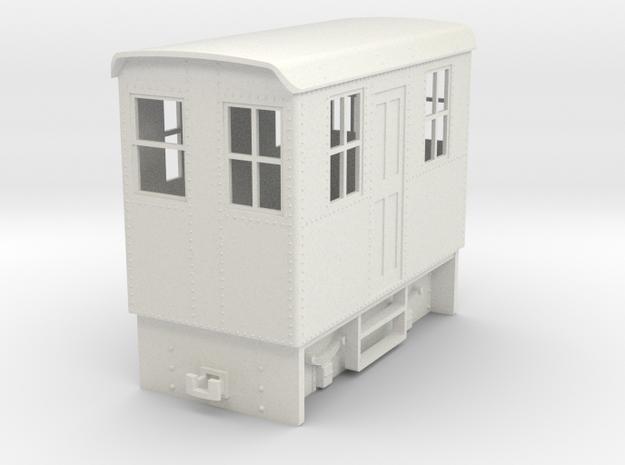 55n9 boxcab 3d printed
