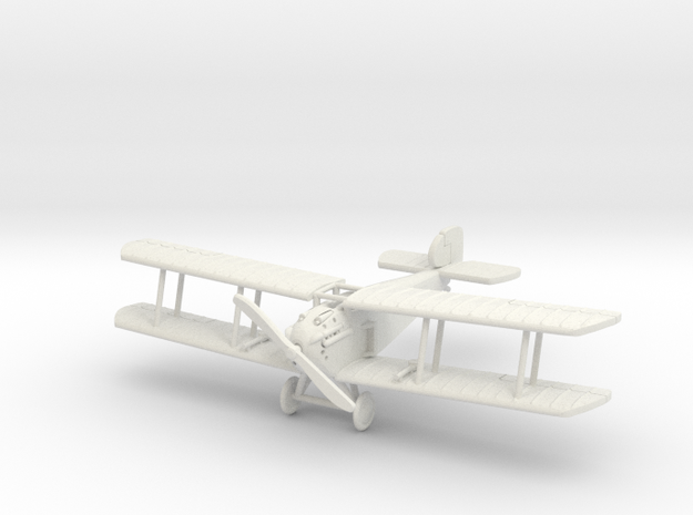 "Sopwith Dolphin ""87 Squadron"" 1/72 Scale in White Natural Versatile Plastic"