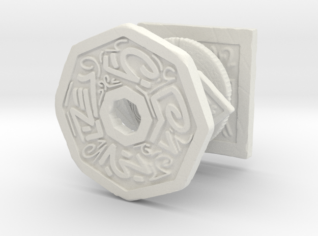 Fantasy Coin Collection 3d printed