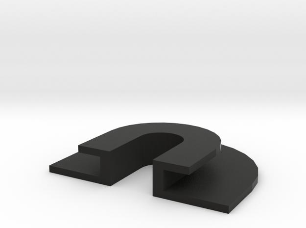 Rubber U 3d printed