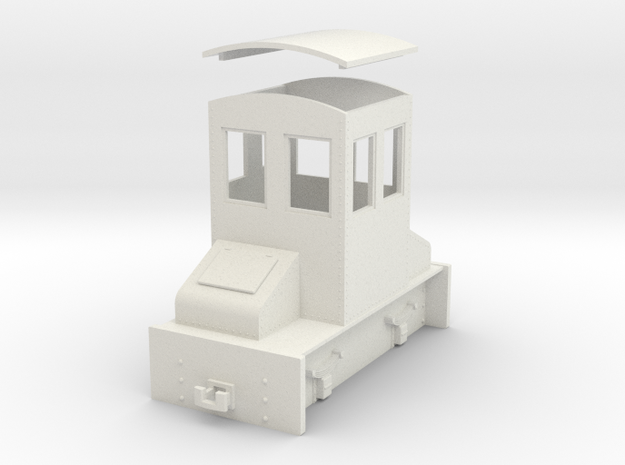 55n9 electric loco 3 3d printed