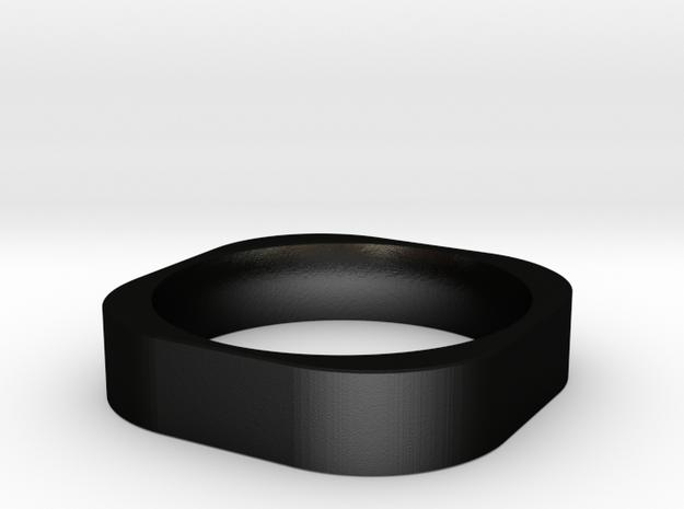 Bohan Ring Medium 3d printed