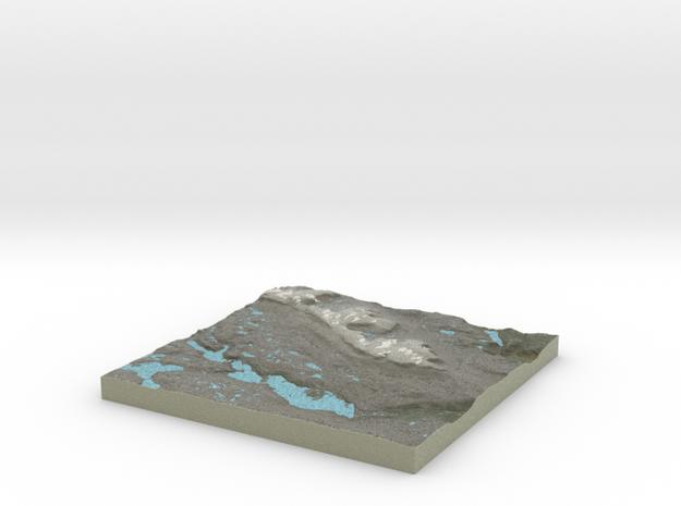 Terrafab generated model Tue Dec 03 2013 22:14:33 3d printed