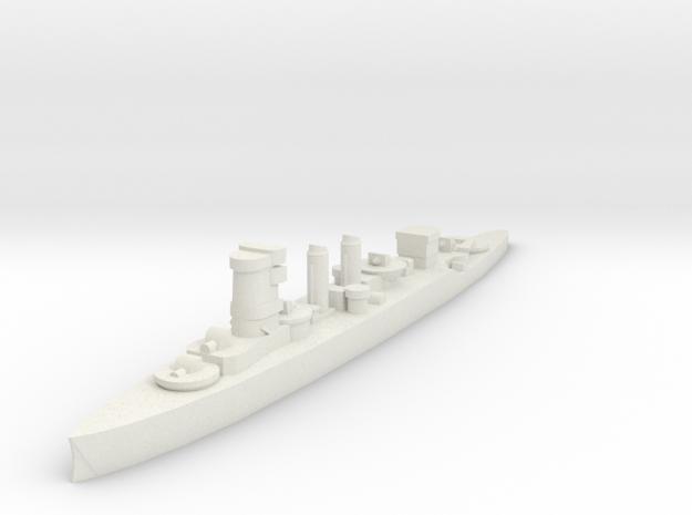 Navarra 1:1800 X1 in White Natural Versatile Plastic