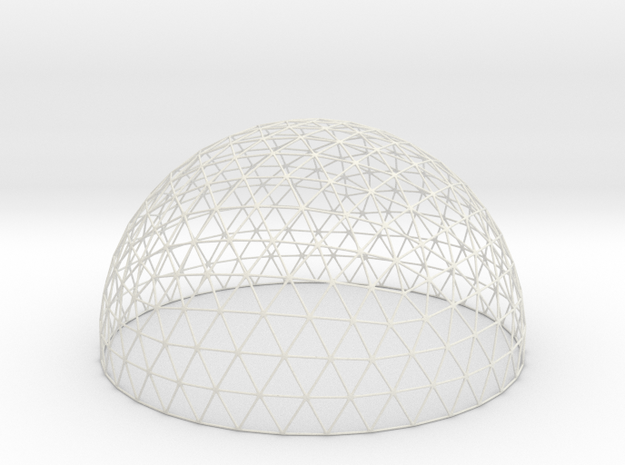 Geodesic Dome 3/5 3d printed