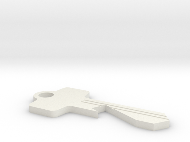 Beer Key 3d printed