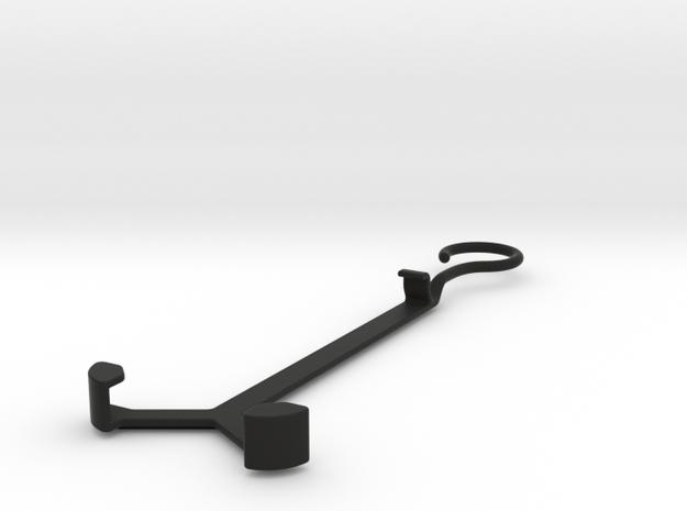iPhone 5c car holder 3d printed