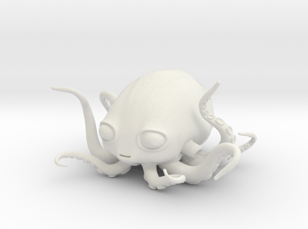 Squishy 3d printed A HD render of Squishy.