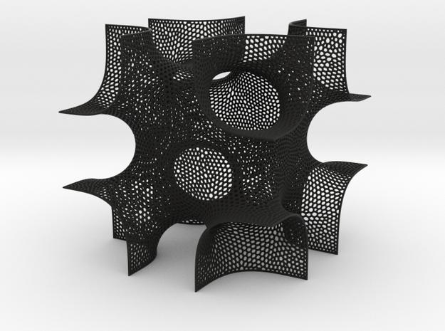 IWP cube 3d printed