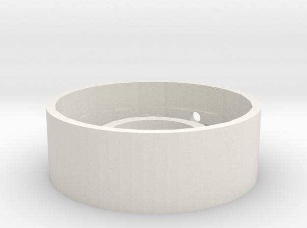 halo blank in White Natural Versatile Plastic