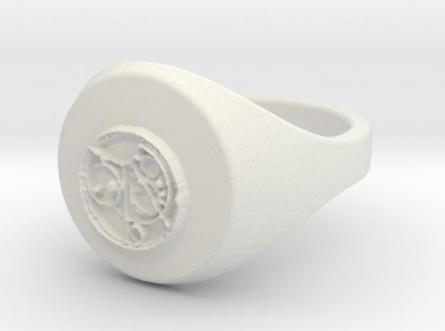 ring -- Sat, 07 Dec 2013 04:25:55 +0100 3d printed