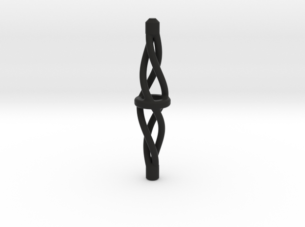 CarbonMatrixStabNoSupports 3d printed