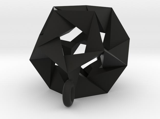 Dodeka keyholder 3d printed