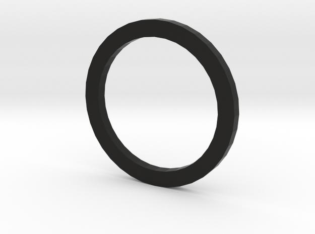 Nylon spacer for Gilles Variobar 3d printed