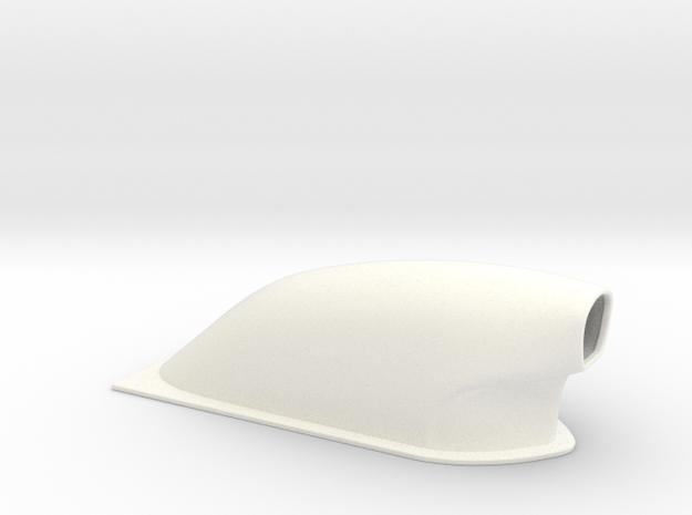 1/24 Large Pro Mod Hood Scoop 3d printed
