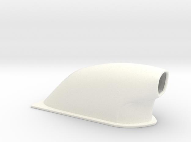 1/25 Small Pro Mod Hood Scoop 3d printed