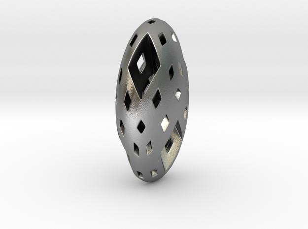 Menger Pebble 3d printed