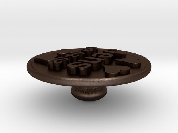 Chunk Heart Jensdef 3d printed