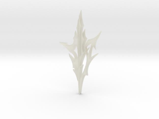 Lightning Returns Pendant 3d printed