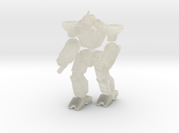 Mecha- Odyssey- Uranus (1/285th) Multi-Part 3d printed