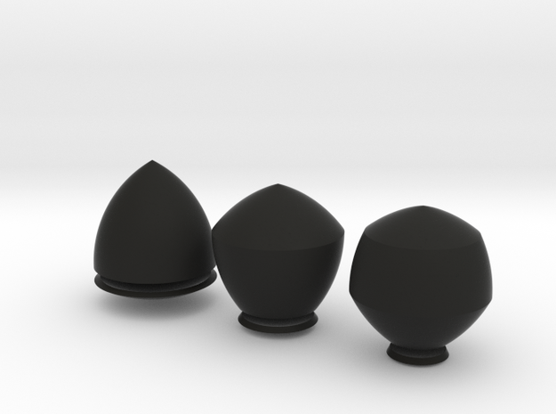 Constant Width Volumes 3d printed
