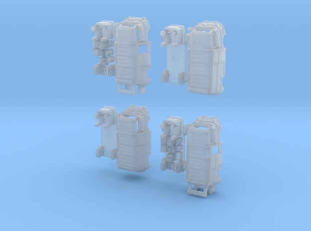 1-160 R-Estafette Fourgon SET 3d printed