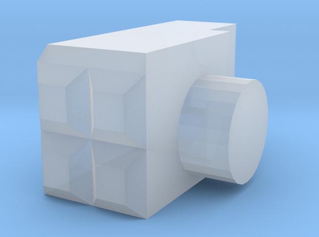 HUL Attachment-Mark V-B  in Smooth Fine Detail Plastic