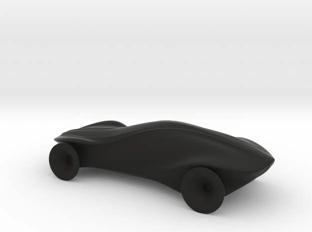 CONCEPT CAR - Shade Of White 3d printed