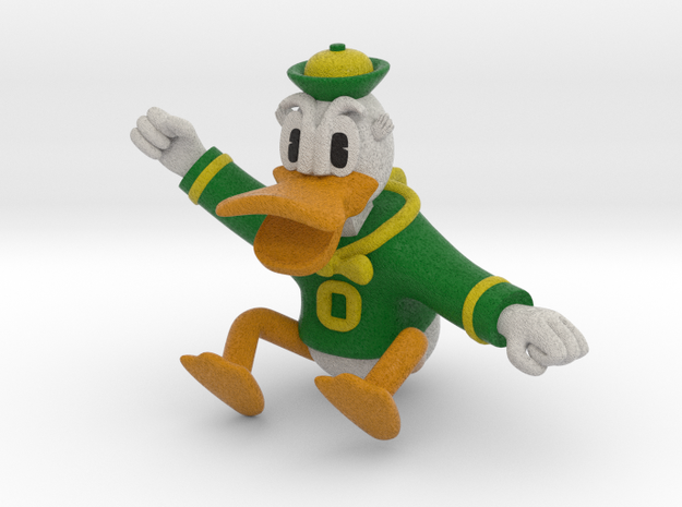Oregon Duck Figurine or Ornament