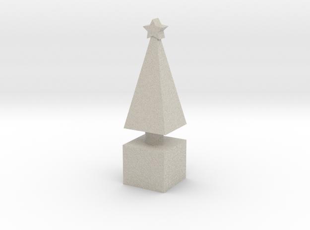 Pyramid Shaped Tree larger 3d printed