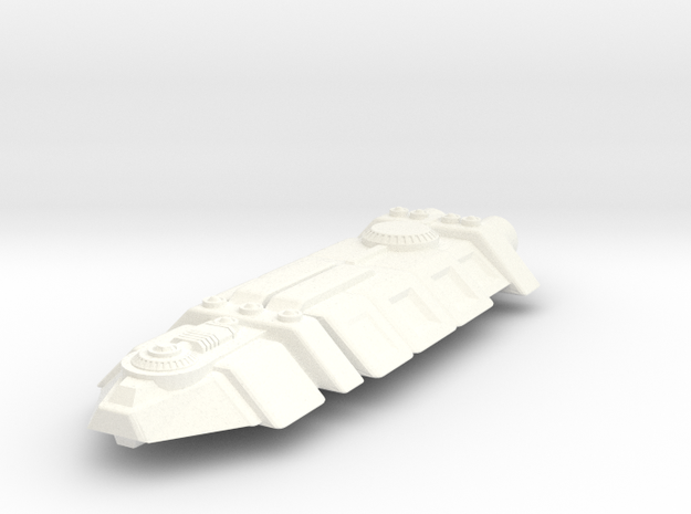 Freighter Tryon 7 3d printed