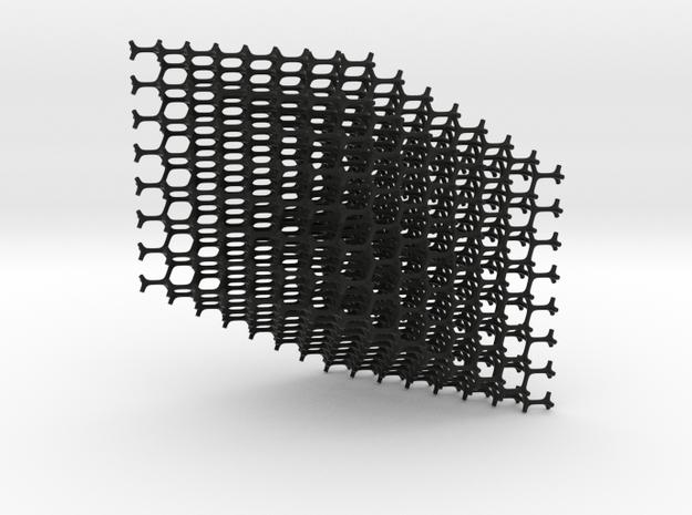 Standard Diamond Lattice 3d printed