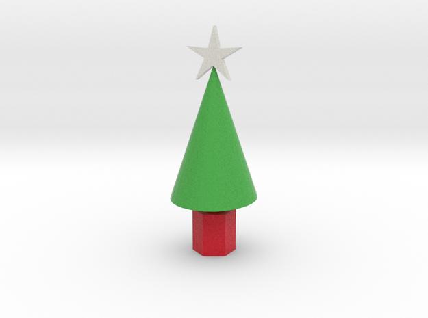 Xmas Tree (4) 3d printed