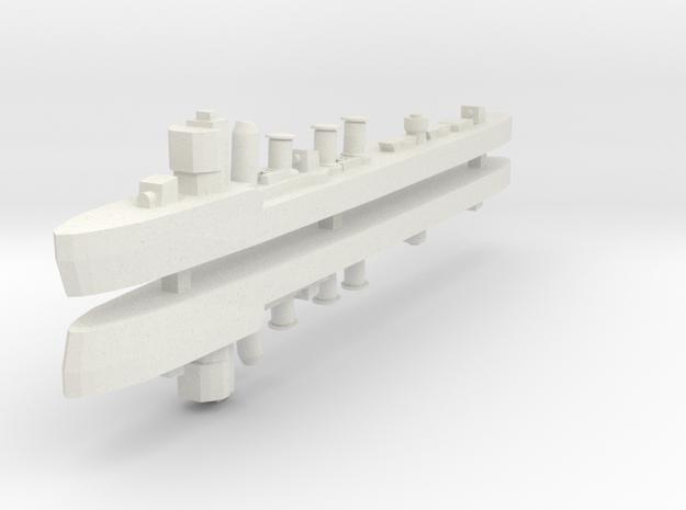 Alsedo 1:1800 X2 in White Natural Versatile Plastic