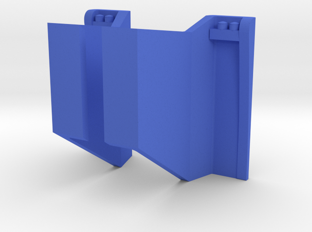 1:64 scale Blue Oval 8700 Fenders 3d printed