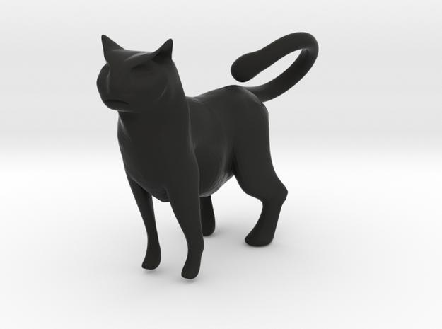 gato in Black Natural Versatile Plastic