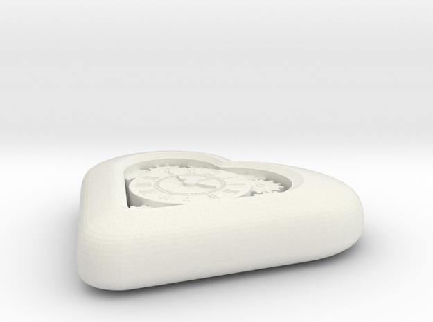 Mech Heart 3d printed