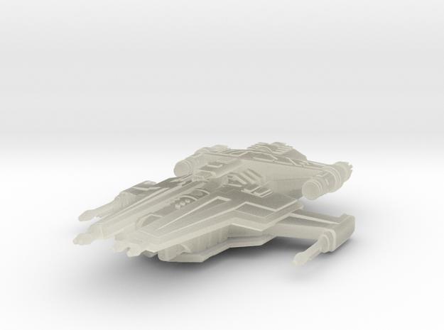 Firestar Heavy Carrier (Fleet Scale) 3d printed