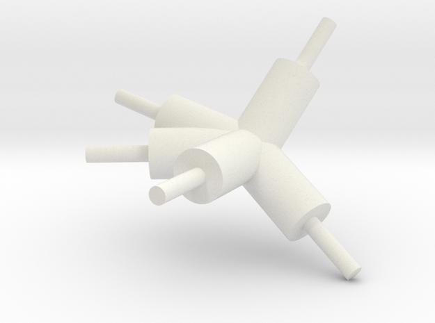 tisch_konnektor_09 3d printed