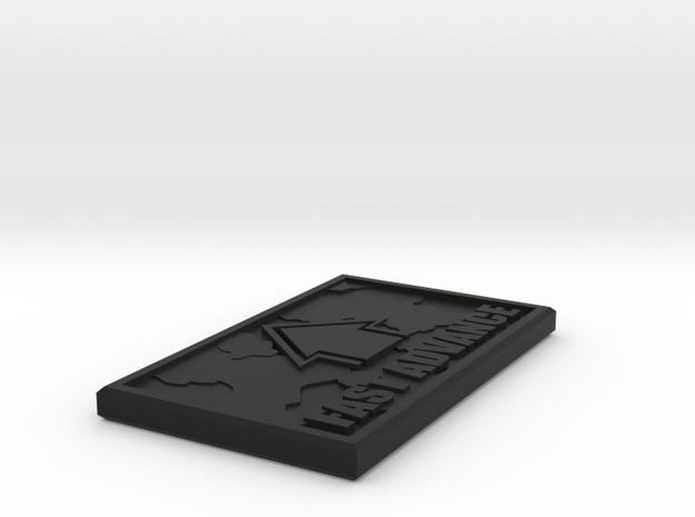 WAR GODS command token FAST ADVANCE 3d printed