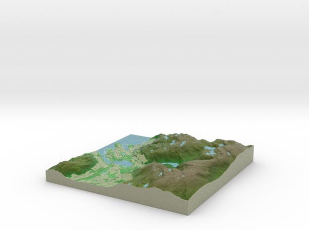 Terrafab generated model Fri Dec 13 2013 00:10:35 3d printed