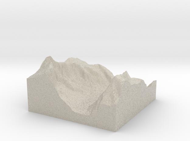 Terrafab generated model Tue Dec 03 2013 15:52:41  3d printed